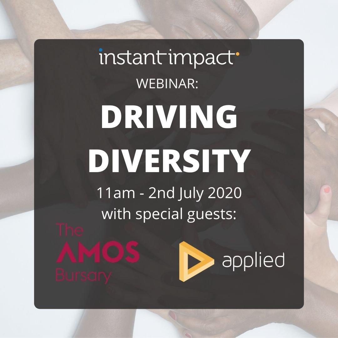 Driving diversity