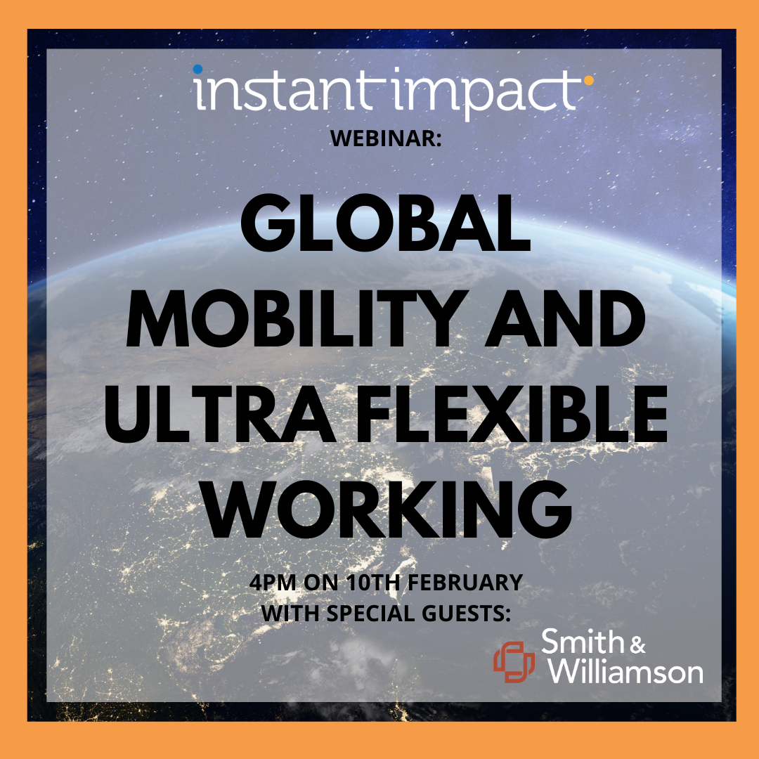 Global mobility and ultra flexible working (2)